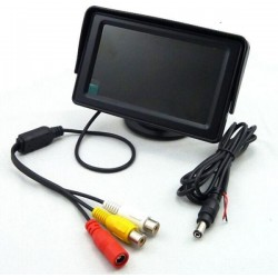4.3 Inches Rearview Parking LCD Monitor