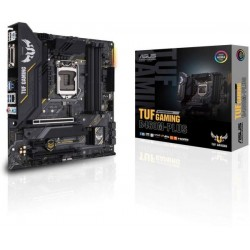 ASUS TUF GAMING B460M-PLUS ‫(Socket 1200/B460/DDR4/S-ATA 600/Micro ATX)