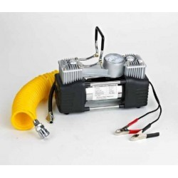 Double Cylinder Tire Air Compressor