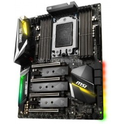 MSI MOTHERBOARD X399 Gaming Pro Carbon AC AMD Ryzn TR4