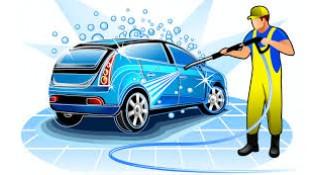 كيفية تنظيف السيارة من الخارج