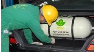 عيوب استخدام الغاز الطبيعى كوقود للسيارات