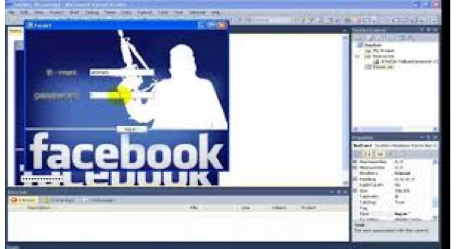 أختراق الفيس بوك