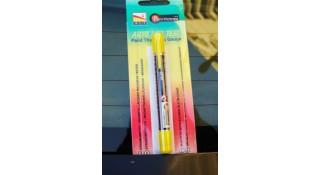 قلم كشف دهان السيارات