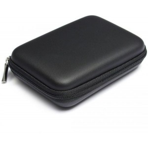 2.5 inch Hard Disk HDD Protective Carrying Case Cover Bag Black