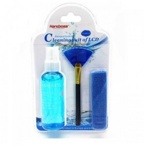3 in 1 Cleaning Kit For Laptop Pc And All Other Devices