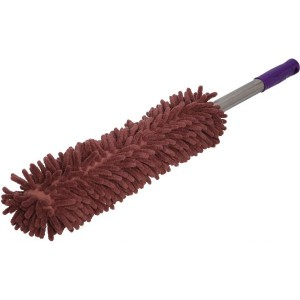 Auto Best Car Cleaning Brush - Brown