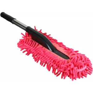 Auto Best Car Cleaning Brush - Pink