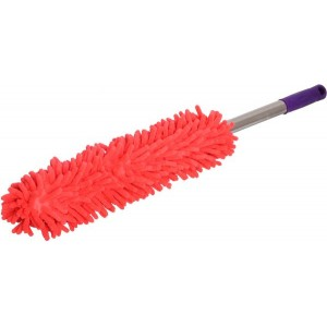 Auto Best Car Cleaning Brush - Red