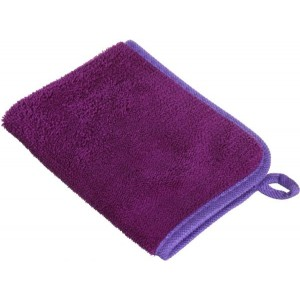 Car Cleaning Fabric Towel - Purple