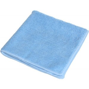 Car Cleaning Fabric Towel - Sky Blue