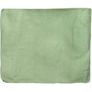 City Up Deer Leather Towel, 25X35 Cm - Green