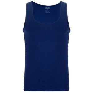Dice Under Shirts - Dice sleeveless for Men - Lycra - Navy Color