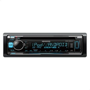 Kenwood KDC200UV CD and USB Car Stereo with AUX