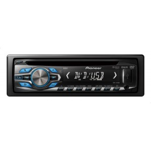 Pioneer DVH-345UB CD & USB Car Stereo with AUX and Remote Control