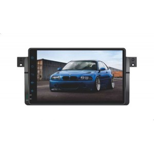 Symphony Android Touch Screen Car DVD for BMW E46 - 9 inch