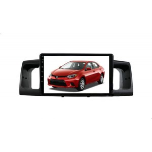 Symphony Android Touch Screen Car DVD for BYD and Toyota- 9 inch
