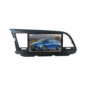 Symphony Android Touch Screen Car DVD for Hyundai Elantra - 9 inch