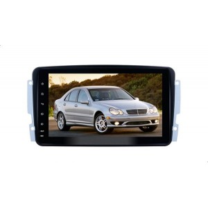 Symphony Android Touch Screen Car DVD for Mercedes Benz - 9 inch