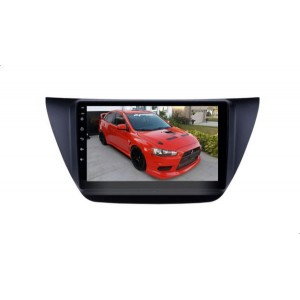 Symphony Android Touch Screen Car DVD for Mitsubishi Lancer - 9 inch